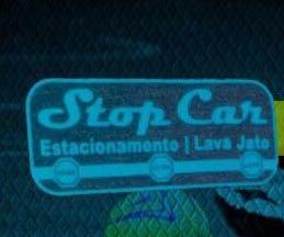 Stop car